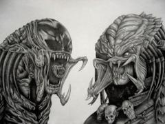 Predator species copyright to Jim and John Thomas and 20th Century