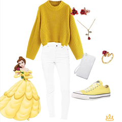 princess casual outfits