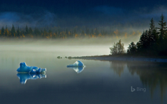 Mendenhall Lake Alaska