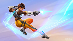 Tracer Wallpapers