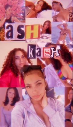 Ash Kash iPhone wallpaper 1