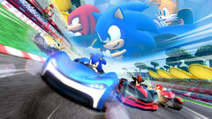 Team Sonic Racing Is There Splitscreen Multiplayer