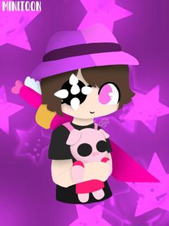 minitoon softie piggy creator