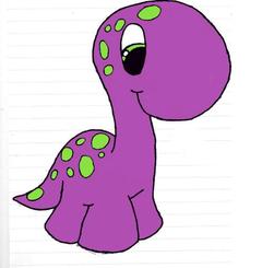 Cute dinosaurs go rawr by LilituCheyanne on deviantART