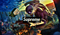 Attack on Titan Supreme Aesthetic