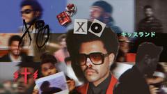 The Weeknd Ps4 Xbox Desktop Wallpaper
