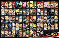 all ssbu characters so far