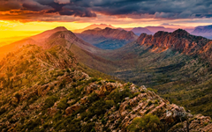 Counts Point West Macdonnell Ranges Northern Territory Australia
