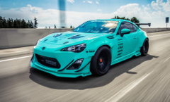 scion frs 642 hp