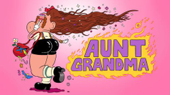 AUNT GRANDMA