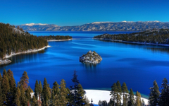 Lac Tahoe HD Wallpapers