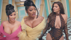 Cardi B Defends Putting Kylie Jenner in Her WAP Music Video