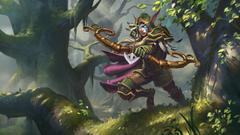 Wallpapers One Night in Karazhan Hearthstone Heroes of Warcraft