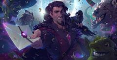 Wallpapers Demonwrath Hearthstone Heroes of Warcraft Games