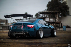 bodykit bunny FRS rocket scion Tuning WideBody wallpapers