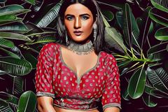 Jasmin Bhasin Hd