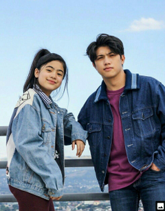 Ranz and Niana in 2020