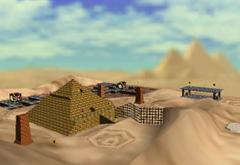 Shifting Sand Land