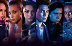 Wallpapers Riverdale Veronica Lodge Camila Mendes Betty Cooper