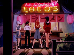 tacos 90s latino and 80s