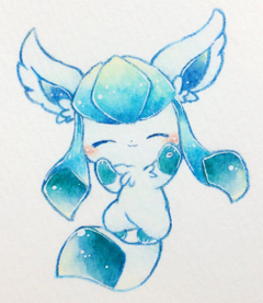 Timeless Glaceon Image