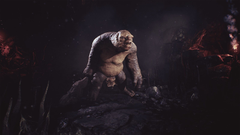 Cave Troll Lightweight in Characters unrealengine In stock