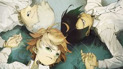 The Promised Neverland review of the manga by Kaiu Shirai and Posuka Demizu